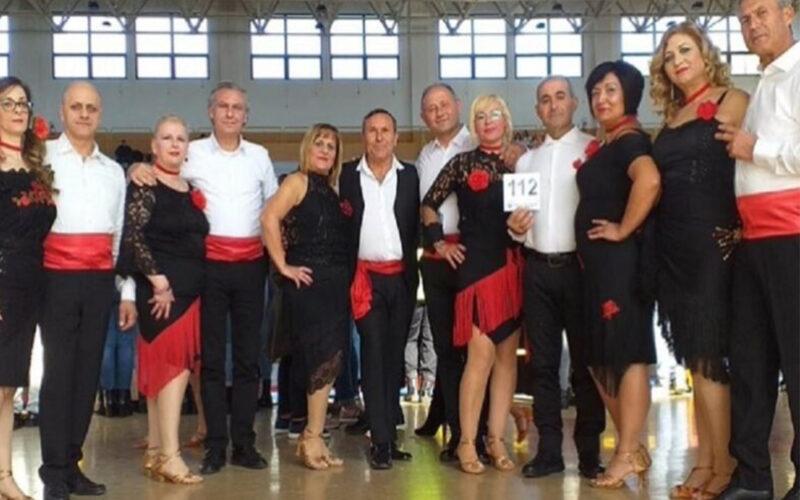 Niscemi: successo della scuola di ballo Dance Cool, pioggia di medaglie a passo di tango e sincro latin