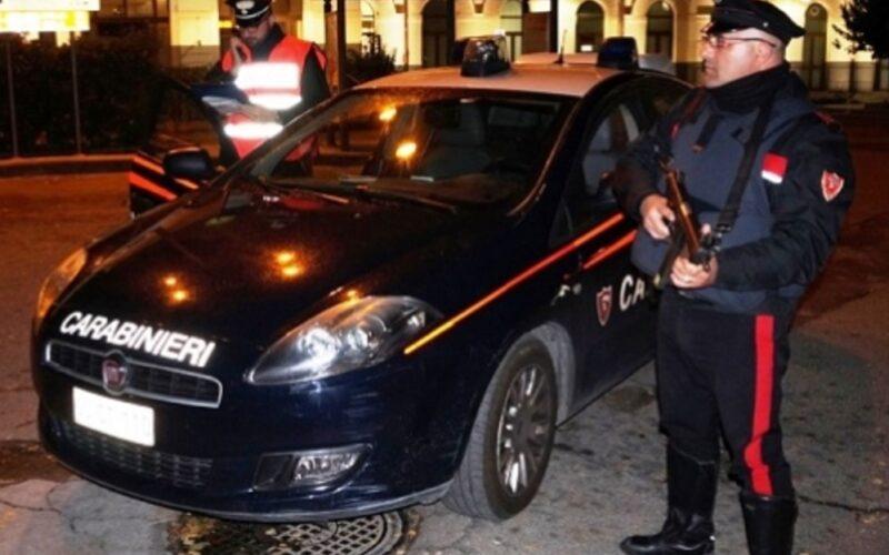 Bilancio di fine anno del comando provinciale Carabinieri: diminuita l'attività delittuosa. Ecco il report
