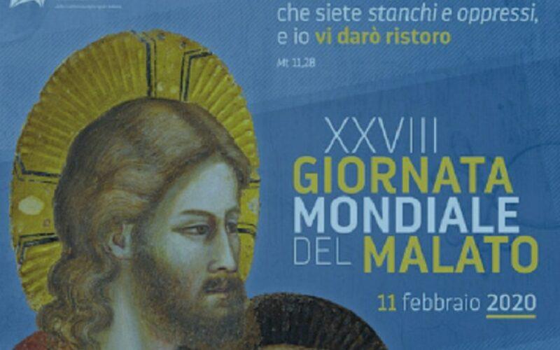 Giornata mondiale del malato e anniversario dell'apparizione della Madonna di Lourdes. Ecco il calendario