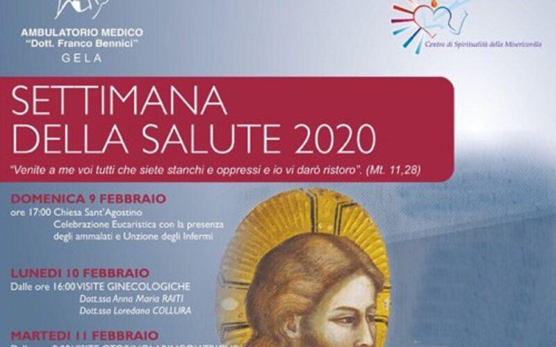Settimana della salute, da domani visite mediche gratuite nell'ambulatoorio dei poveri intitolato a Franco Bennici