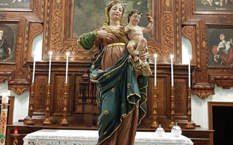 Gela: Maria Santissima delle Grazie, il popolo ai piedi della Beddra Matri. Da stasera la «settina» in diretta