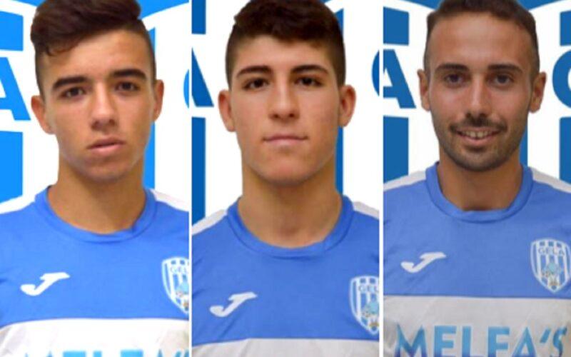 Gela: due giovani del Real alla corte di mister Fausciana. Il tecnico conferma pure il centrocampista Giarrizzo
