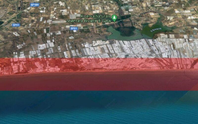 Gela: il mare «uccide» la spiaggia. L'esperto: «Rispettare l'ambiente per evitare danni ancor più gravi»