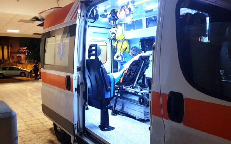 Gela, due incidenti stradali. Diversi feriti soccorsi dal 118