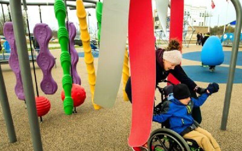 Gela: finanziato parco giochi inclusivo, sarà allestito in viale Enrico Mattei. Di Stefano: «Dedicato a tutti i bambini»