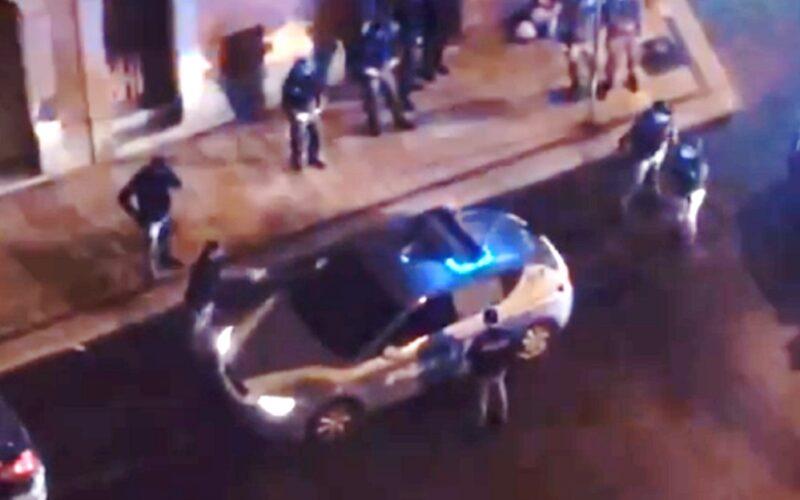 Gela: l'incidente, la fuga, il battibecco con la Polizia. Due in commissariato dopo la notte un po' sopra le righe