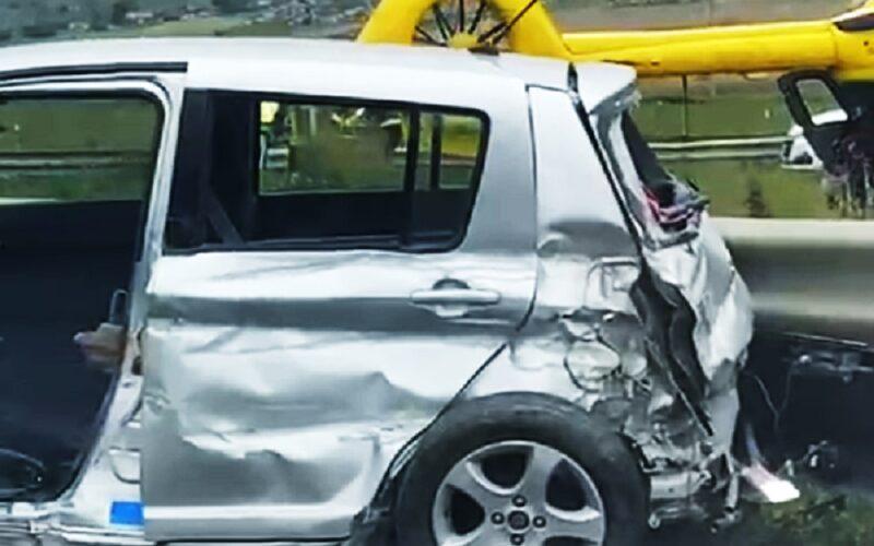 Gela – Catania, automobile si schianta contro il guardrail. Un ferito in gravi condizioni, sul posto l'elisoccorso