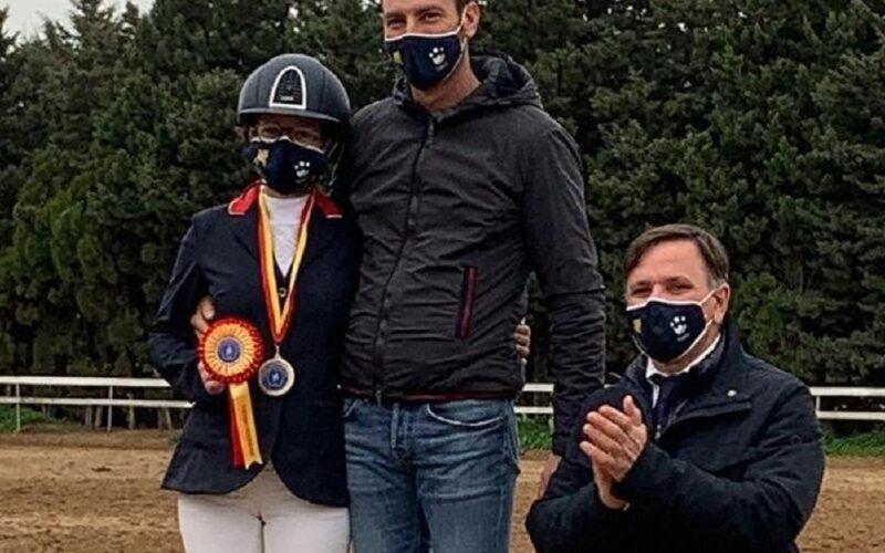 Niscemi: Ludovica Rizzo su Espheriab reginetta del salto a ostacoli. Due primi posti al campionato di ippica