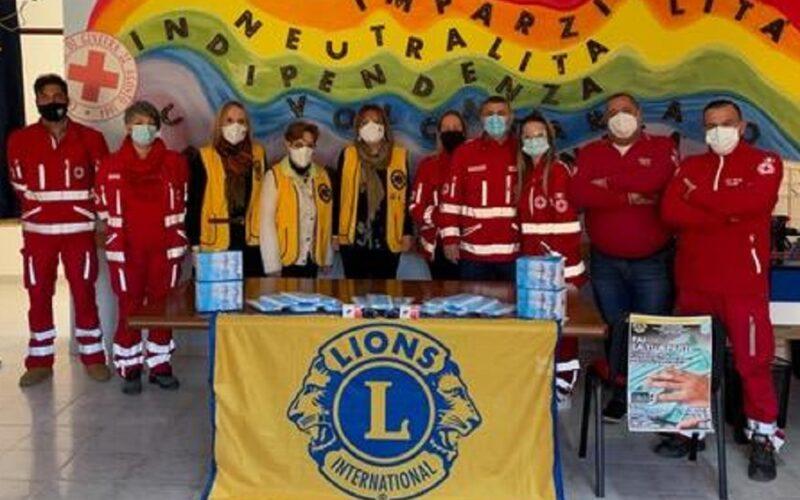 Riesi: mascherine protettive e saturimetri donati alla Croce Rossa. Serviranno alle famiglie in difficoltà economiche