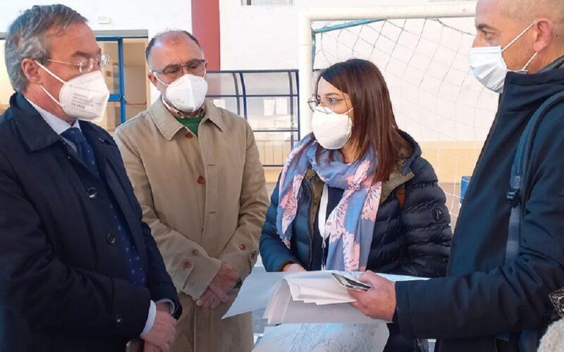 Gela, vaccination centre al Palacossiga, c'è l'ok di Asp e Protezione Civile. Oggi il sopralluogo, ha tutti i requisiti
