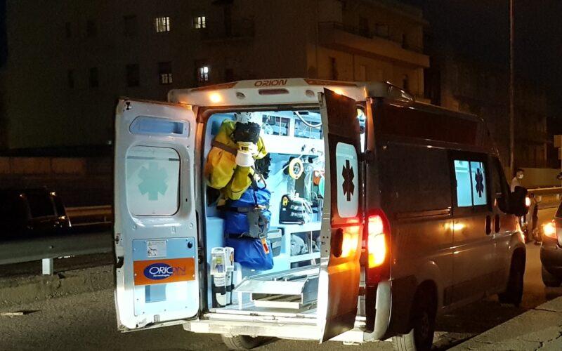 Gela: grave incidente in viale Falcone. Pedone travolto da un mezzo in transito. Ora è in ospedale