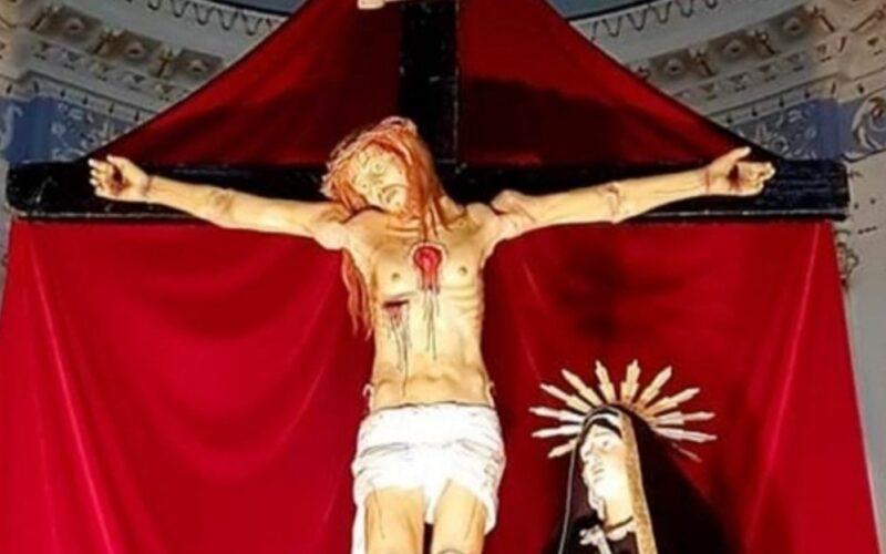 Niscemi: Venerdì Santo senza la «Giunta», solo il suono di campane e l'adorazione dei simulacri del Cristo e dell'Addolorata