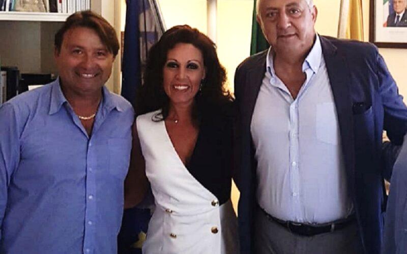 Una lady della politica abbraccia Idea Sicilia. Mannella: «Felice della mia scelta». Bellina: «Così cresce il movimento»