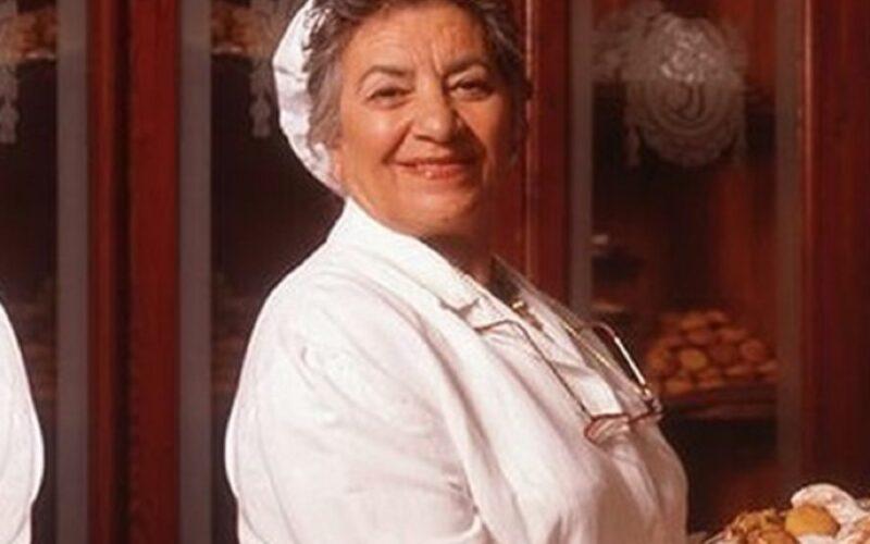 Addio nonna Vincenza, ci lascia una delle icone del Made in Sicily. I suoi dolci erano famosi in tutto il mondo