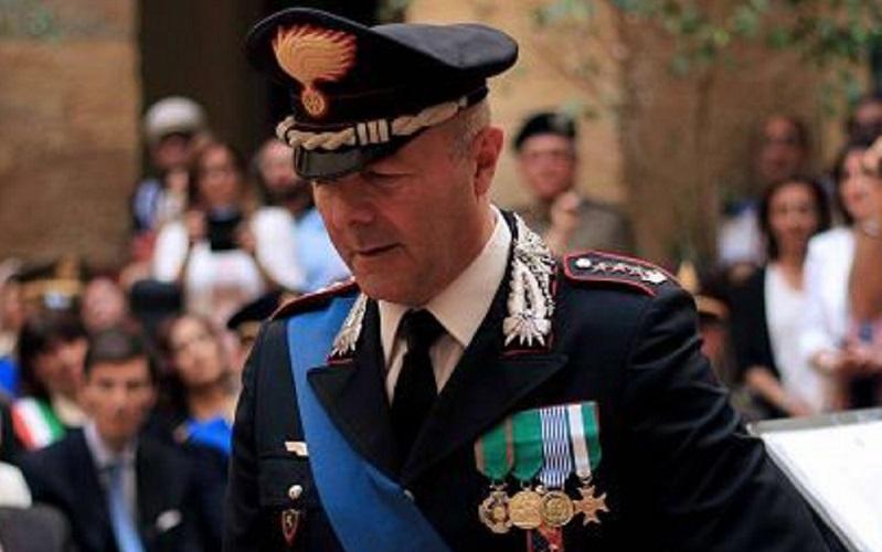 Il colonnello Mettifogo lascia la Dia, assumerà incarico a nucleo Patrimonio culturale di Roma