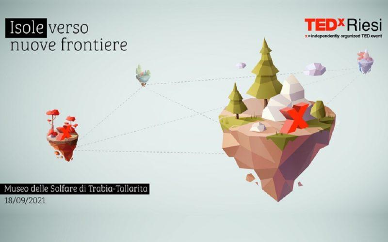 Tedx Riesi, questa sera l'evento delle idee. Tutto pronto al museo delle solfare, dalle 19 la diretta su Today24