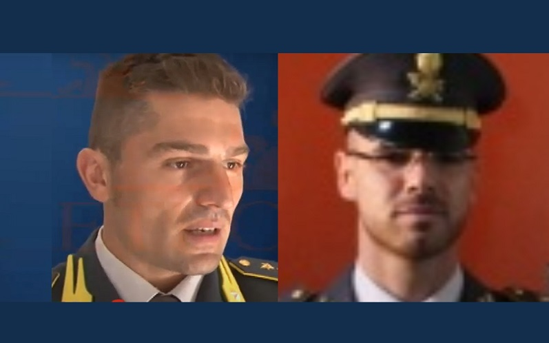 Finanza, cambio al comando del gruppo di Gela. Saluta il capitano Gradillo, al suo posto il maggiore Bellopede