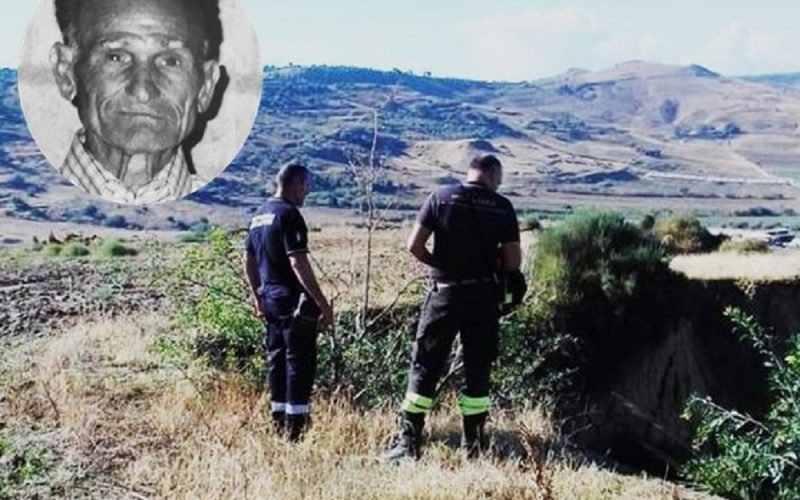 Niscemi, trovato il corpo privo di vita di Giuseppe Alario. Era tra la vegetazione, in contrada Cutugno Perniciaro