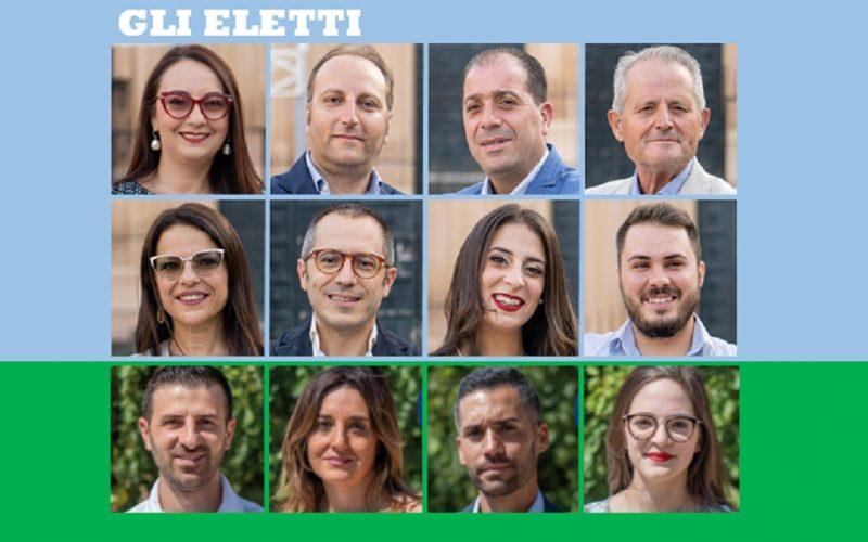 Vallelunga, Montesano proclamato sindaco, domani il passaggio di consegne. Tutte le foto e le preferenze